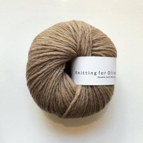 Bilde av Lys Cognac - Knitting for Olive, Double Soft