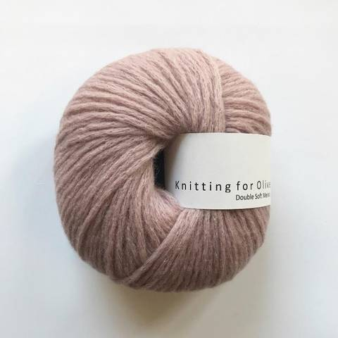 Bilde av Rosa - Knitting for Olive, Double Soft Merino