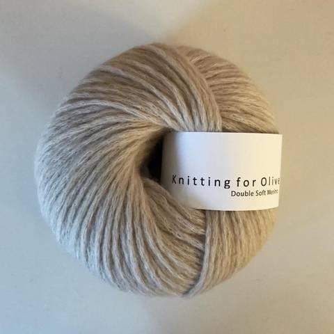 Bilde av Sand - Knitting for Olive, Double Soft Merino