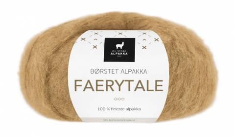 Bilde av 718 Honninggul - Du Store Alpakka, Faerytale