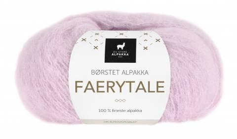 Bilde av 724 Lys Rosa - Du Store Alpakka, Faerytale