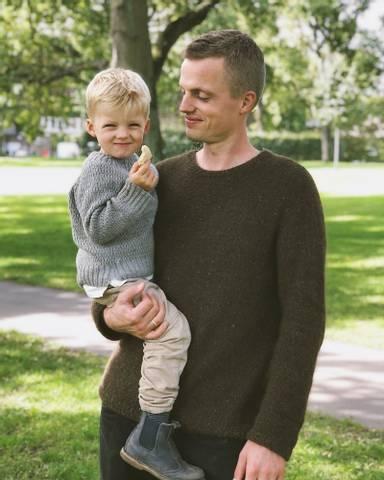 Bilde av Northland Sweater - Petiteknit