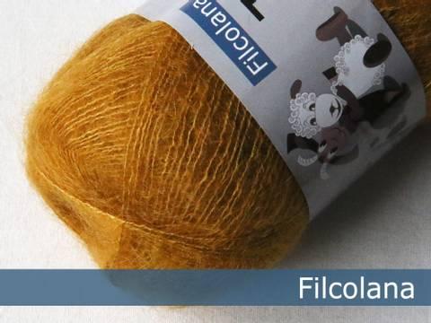 Bilde av Mustard 136 - Filcolana, Tilia