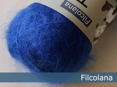 Bilde av Bright Cobalt 337 - Filcolana, Tilia
