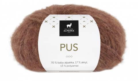 Bilde av 4035 Rust - Du Store Alpakka, Pus
