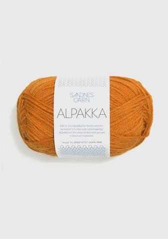 Bilde av 2337 Gylden Oker - Sandnes Garn, Alpakka
