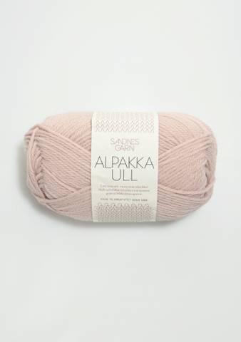 Bilde av 3511 Pudder Rosa - Sandnes Garn, Alpakka Ull