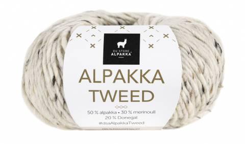 Bilde av 113 Natur - Du Store Alpakka, Alpakka Tweed