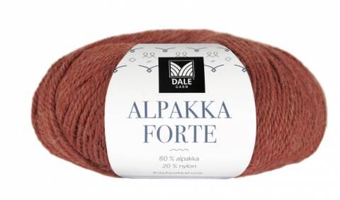 Bilde av 703 Varm Terracotta Melert - Dale Garn, Alpakka