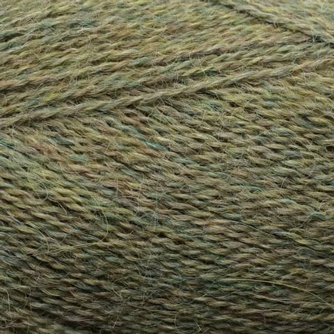 Bilde av Farge Thyme - Isager, Alpaca 1