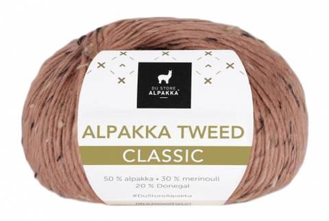 Bilde av 122 Dus Aprikos - Du Store Alpakka, Alpakka Tweed