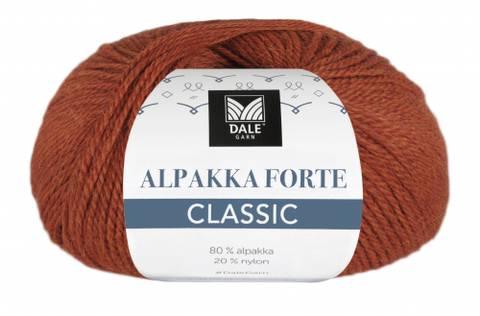 Bilde av 508 Terracotta Melert - Dale Garn, Alpakka Forte