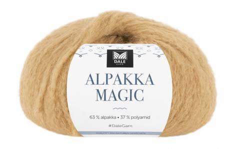 Bilde av 329 Honninggul - Dale Garn, Alpakka Magic