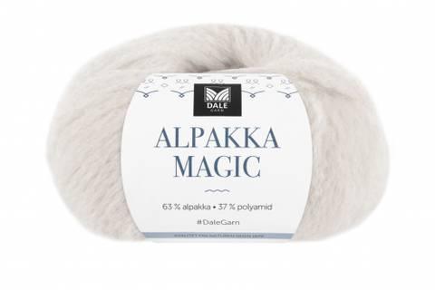 Bilde av 304 Natur - Dale Garn, Alpakka Magic