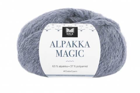Bilde av 322 Lys Denim - Dale Garn, Alpakka Magic