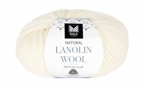 Bilde av 1401 Natur - Dale Garn, Natural Lanolin Wool
