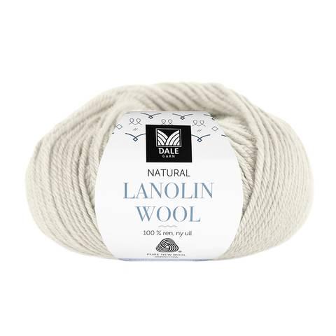 Bilde av 1444 Kitt - Dale Garn, Natural Lanolin Wool