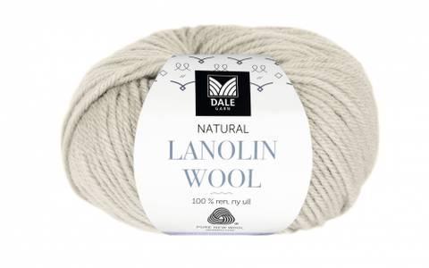 Bilde av 1405 Sandbeige - Dale Garn, Natural Lanolin Wool