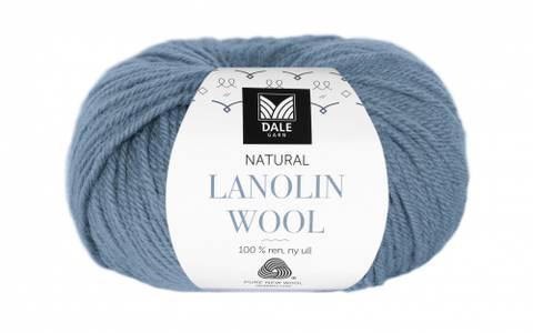 Bilde av 1433 Lys Denim - Dale Garn, Natural Lanolin Wool