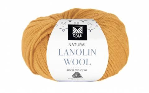Bilde av 1439 Solgul - Dale Garn, Natural Lanolin Wool
