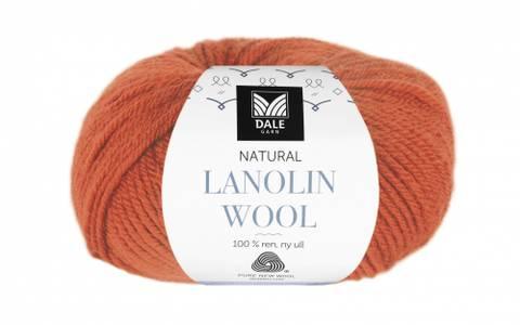 Bilde av 1434 Oransje - Dale Garn, Natural Lanolin Wool