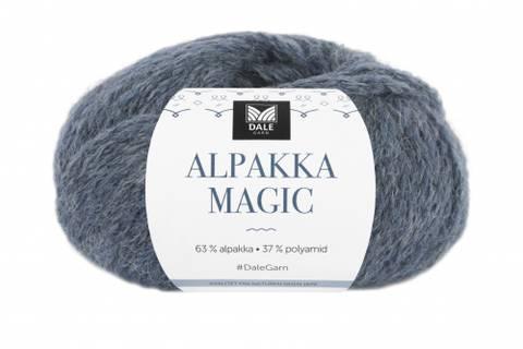 Bilde av 316 Denim - Dale Garn, Alpakka Magic