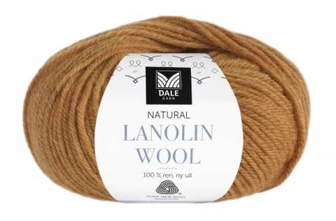 Bilde av 1445 Gul Melert - Dale Garn, Natural Lanolin Wool