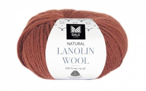 Bilde av 1425 Terracotta - Dale Garn, Natural Lanolin Wool