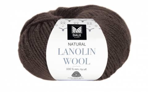 Bilde av 1406 Espresso - Dale Garn, Natural Lanolin Wool