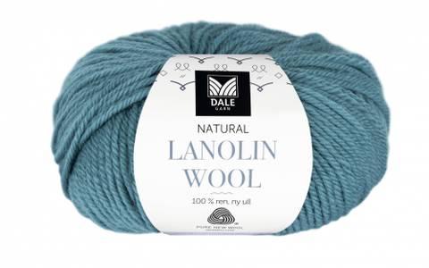 Bilde av 1416 Petrol - Dale Garn, Natural Lanolin Wool