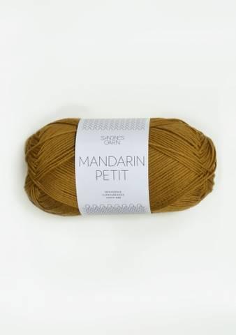 Bilde av 2153 Tapenade - Sandnes Garn, Mandarin Petit