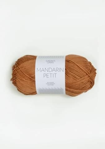 Bilde av 2534 Gyllenbrun - Sandnes Garn, Mandarin Petit