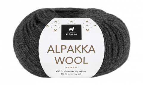 Bilde av 504 Koks Melert - Du Store Alpakka, Alpakka Wool