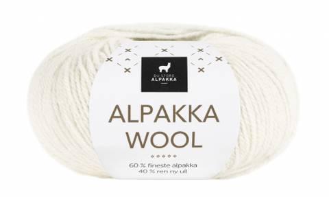 Bilde av 533 Hvit - Du Store Alpakka, Alpakka Wool