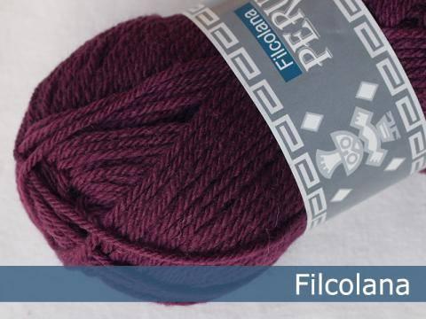 Bilde av Plum 222 - Filcolana, Peruvian Highland Wool