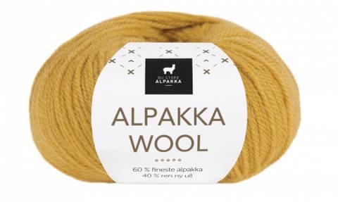Bilde av 511 Maisgul - Du Store Alpakka, Alpakka Wool