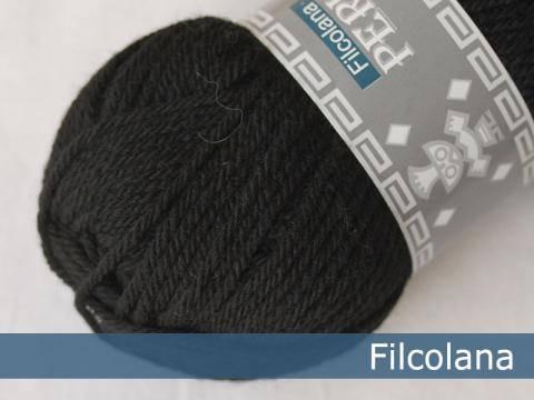 Bilde av Black 102 - Filcolana, Peruvian Highland Wool