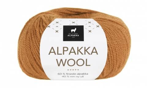 Bilde av 519 Safrangul - Du Store Alpakka, Alpakka Wool