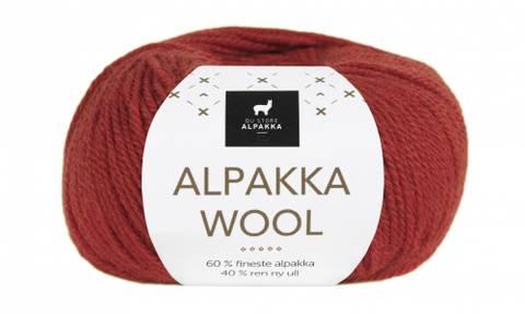 Bilde av 520 Terracotta - Du Store Alpakka, Alpakka Wool