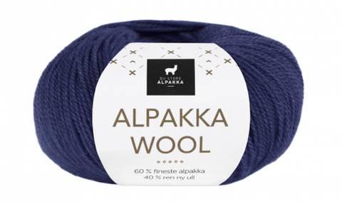 Bilde av 525 Marine - Du Store Alpakka, Alpakka Wool