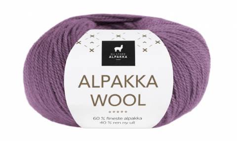 Bilde av 540 Syrin - Du Store Alpakka, Alpakka Wool