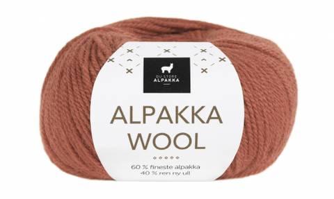 Bilde av 542 Kobber - Du Store Alpakka, Alpakka Wool
