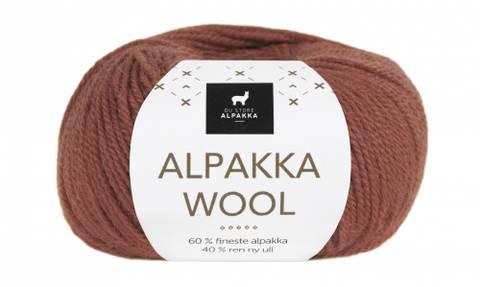 Bilde av 532 Brent Rust - Du Store Alpakka, Alpakka Wool