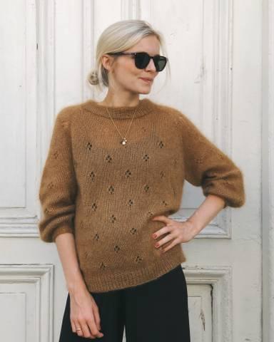 Bilde av Fortune Sweater - Petiteknit