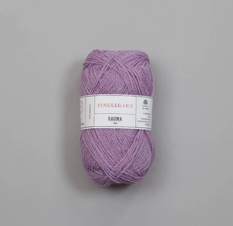 Bilde av 471 Lavendel - Rauma Garn, Finull Pt2