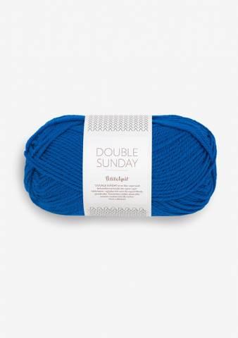 Bilde av 6046 Electric Blue - Sandnes Garn, Double Sunday