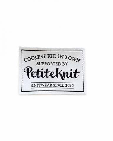 """Bilde av """"Coolest Kid In Town""""-label"""