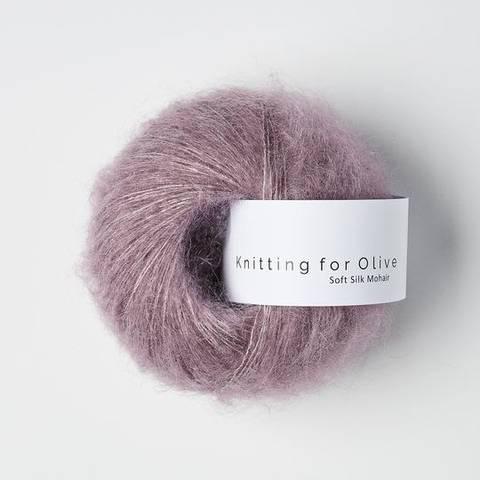 Bilde av Artiskoklilla - Knitting for Olive, Soft Silk
