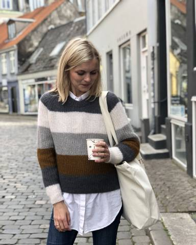 Bilde av Sekvens Sweater - Petiteknit