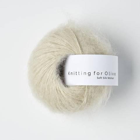 Bilde av Marsipan - Knitting for Olive, Soft Silk Mohair